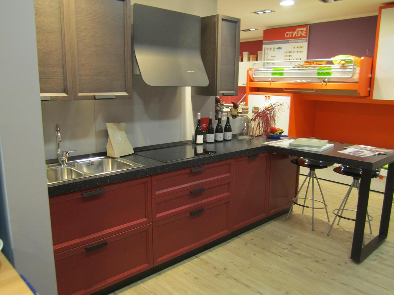 Cucine nuoro - Net cucine new smart ...